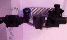 Hidroblokk váltószeleppel használt