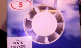VENTS  125 VKOQ  tip.  ventillátor