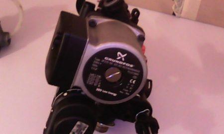 Hydroblokk szivattyúval és váltószeleppel használt