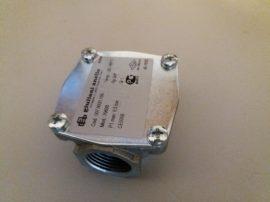 """50 mikronos gázszűrő  1/2""""       (gázszelep elé ajánlott beszerelni, elektronikus gázszelep elé kötelező a beszerelése)"""