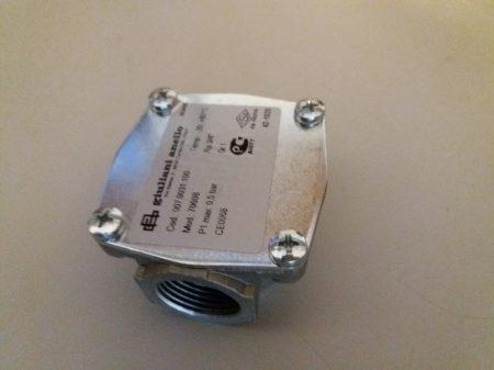 """50 mikronos gázszűrő 3/4""""  (gázszelep elé ajánlott, elektronikus gázszelep elé kötelező a beszerelése)"""