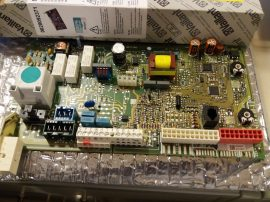 Turbotech plusz - Atmotech plusz univerzális vezérlőpanel