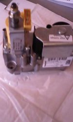 HONEYWELL VK4105M5108U gázszelep