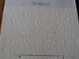 HGK 24-28 (Smart) hőcserélő hőszigetelés előlap