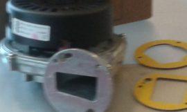 Ariston 24 KW-os kondenzációs kazánhoz turbó ventilátor