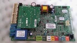 Ariston Clas Premium Evo kondenzációs kazán vezérlőpanel
