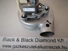 Ventilátor 24 KW-os kazánokhoz (bevizsgált)