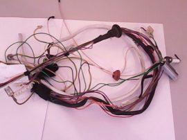 Vezérlő kábelköteg használt