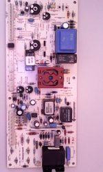 Vezérlőpanel kéményes elektromos ledes  készülkhez      (bevizsgált)