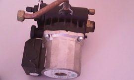 Hidroblokk szivattyúval használt