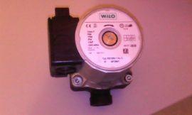 Wilo HMV keringető szivattyú bevizsgált