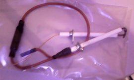 Ionizációs elektróda és Gyujtó elektróda   használt
