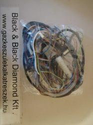 Renova C24 kéményes  készülékhez kábelköteg határolóval  Használt