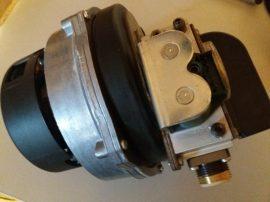 Ventillátor és gázszelep     használt  bevizsgált (kondenzációs készülékbe)