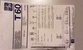 SIT T 60 termoelem vízmelegítőzöz