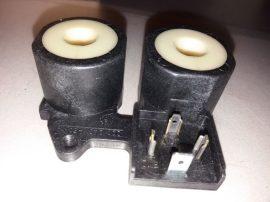 Tandem típusú gázszelephez behúzó mágnes