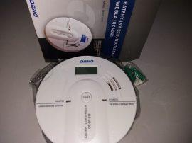 Digitális kijelzésű szénmonoxid érzékelő