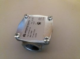 """50 mikronos gázszűrő 1/2""""  (gázszelep elé ajánlott, elektronikus gázszelep elé kötelező a beszerelése)"""