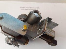 Elektromos gyújtású gázszelep bevizsgált