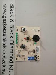 Ariston B20/B60 BFFI kijelző panel (bevizsgált)