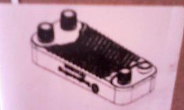 Lemezes hőcserélő VMW PRO/2, Plus 2 tipushoz
