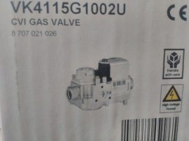 HONEYWELL tipusú gázszelep